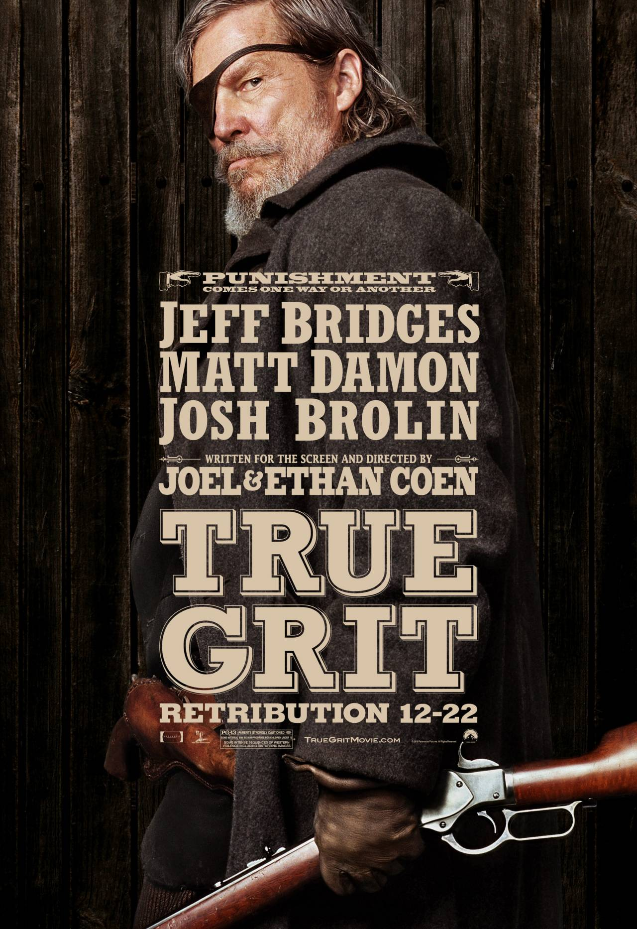 True Grit shatters funny bone, not much else | The Filmsmith