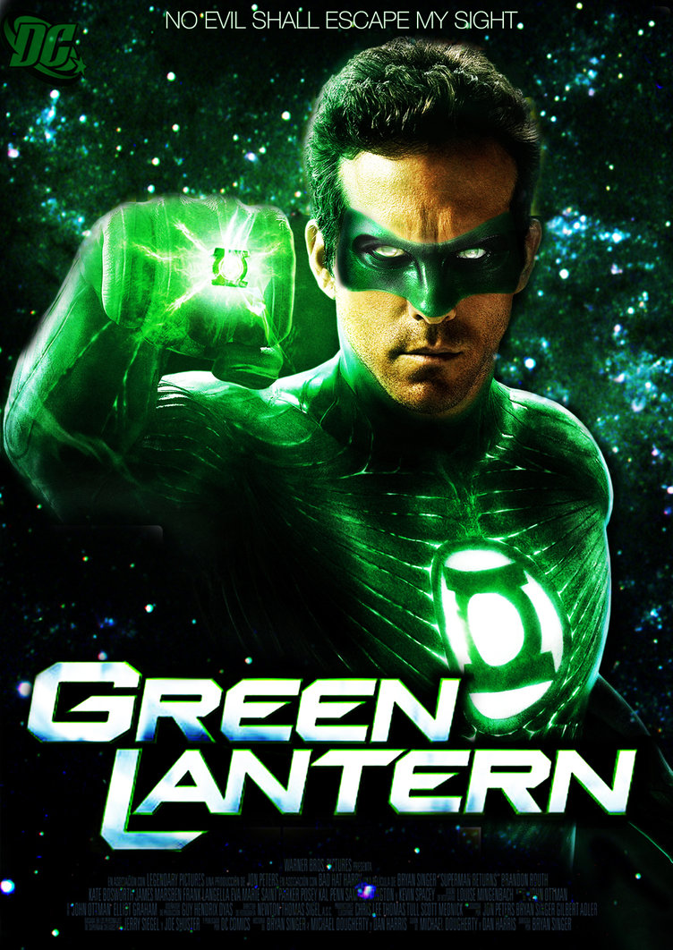 Sci fi channel s most expensive film green lantern